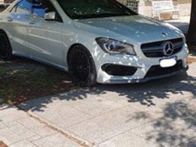 usata Mercedes CLA45 AMG