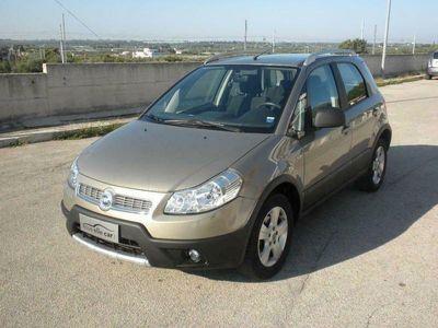 usata Fiat Sedici 1.9 mjet 120cv 4x4 Emotion - 2007