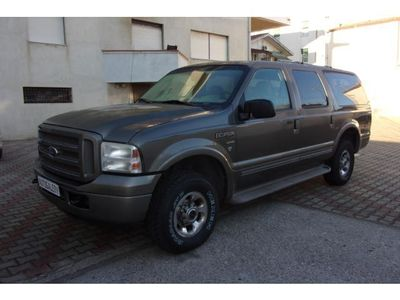 gebraucht Ford Excursion gpl