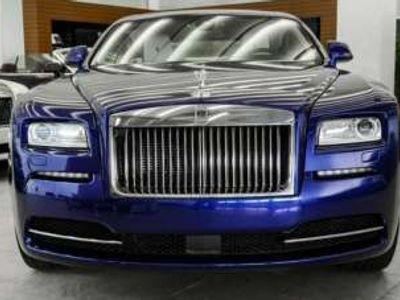 usata Rolls Royce Wraith Wraith