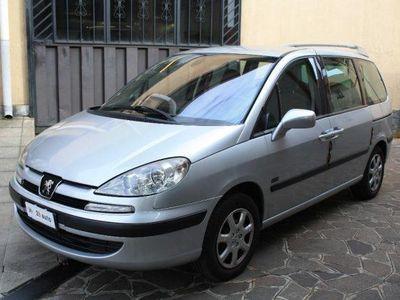 usata Peugeot 807 2.2 HDi Norwest 7 Posti
