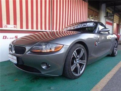usata BMW Z4 2.2i Cat Roadster Manuale Usato