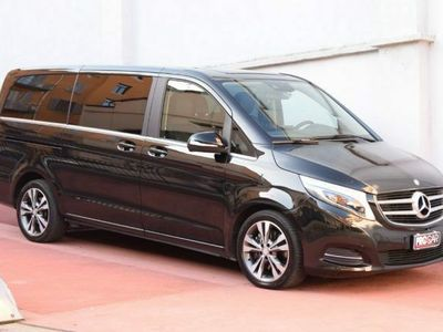 usata Mercedes V250 d Automatic Premium Long