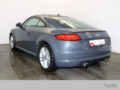 begagnad Audi TT Coupé 1.8 TFSI S tronic
