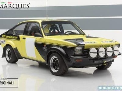 used Opel Kadett GTE 1900 Gr. 2 Bassano del Grappa