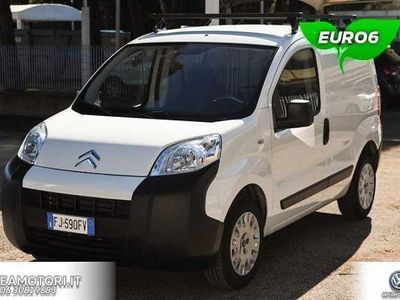 used Citroën Nemo 1.3 HDi 80CV Furgone del 2017 usata a Roma