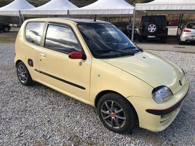 usata Fiat Seicento anno 2005