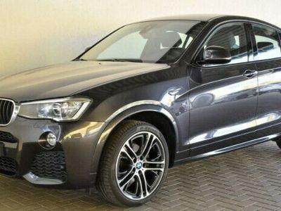usata BMW X4 xDrive20d Msport Navi Camera