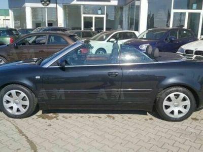 usata Audi A4 Cabriolet Cabrio 1.8 T 20V cat del 2004 usata a Monte San Savino