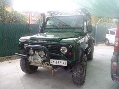 brugt Land Rover Defender 90 2.5 Td5 anno 1999 km 224165