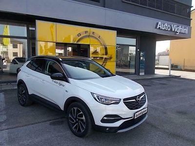 usado Opel Grandland X 2.0 diesel AUTOMATICO 177 CV Start&Stop ULTIMATE