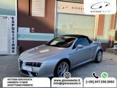 usata Alfa Romeo Spider 2.2 JTS Exclusive KM 75.500 ! Stereo BOSE GARANZIA