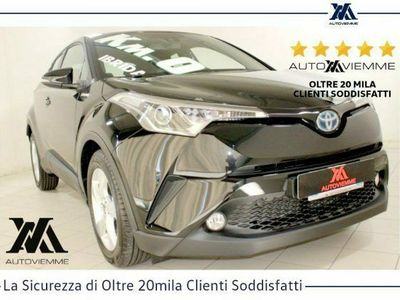 usata Toyota C-HR 1.8 Hybrid Business Navigatore + Telecamera