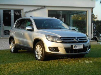 brugt VW Tiguan 2.0TDI 110CV Sport & Style Navi 50000 Km