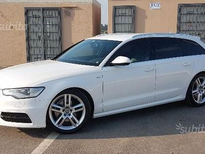 usado Audi A6 Avant sline - 2014 FULL OPTIONAL