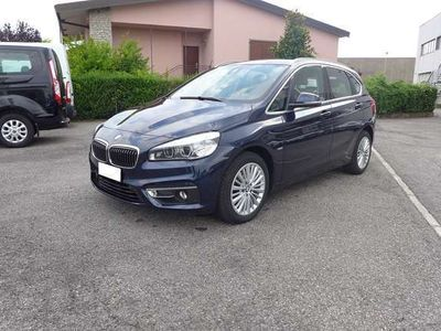 usata BMW 218 218 d Active Tour Luxury Automatico