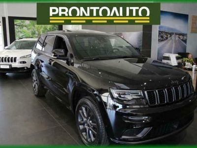 used Jeep Grand Cherokee 250cv S + safety pack