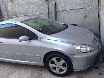 usata Peugeot 307 CC 1.6 16V