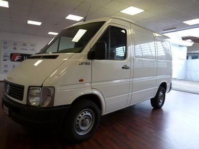 usata VW LT 35 2.5 Tdi (109 Cv) Pc Furgone Portata 1700 Kg. Usato
