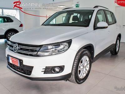 brugt VW Tiguan 2.0 TDI Iva Esposta Unico Prop