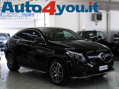 usata Mercedes GLE350 d 4Matic Coupé Premium rif. 11065685