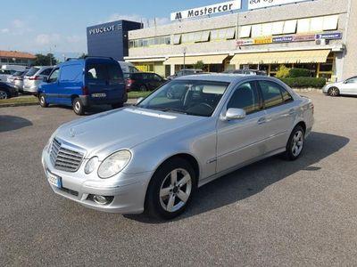 begagnad Mercedes E220 CDI cat EVO Classic