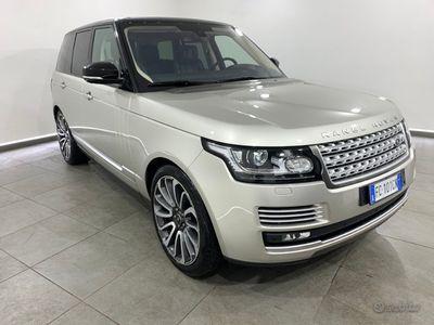 usata Land Rover Range Rover 4ªserie - 2016