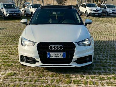 usata Audi A1 Sline 1.6 90cv Sline s-tronic