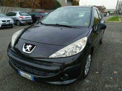 usata Peugeot 207 1.4 Benzina 5 Porte GUARN. TESTA 2007