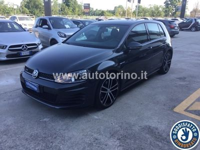 second-hand VW Golf GOLF2.0 tdi Gtd Business&Drive 5p