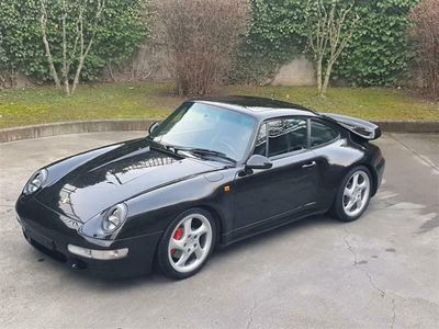 usata Porsche 911 9113.6 Turbo Coupé
