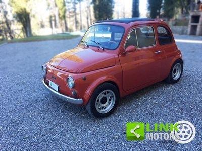 gebraucht Fiat 500 Abarth R Trasformabile, anno 1975, allestimento restaurata