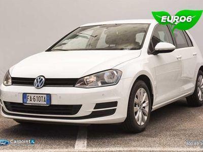used VW Golf 1.6 tdi Trendline 90cv 5p E6