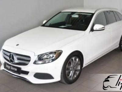 używany Mercedes C200 d S.W. Auto 9 marce Sport + Navi + Pdc