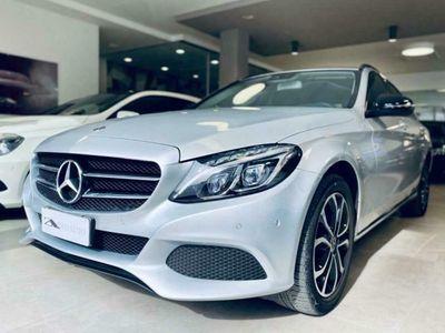 usata Mercedes C220 d S.W. 4Matic Auto Premium