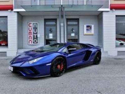 usata Lamborghini Aventador S 6.5 V12-IVA ESPOSTA- Benzina