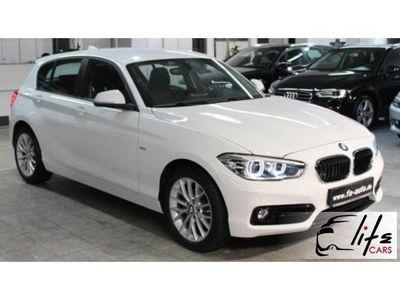 usata BMW 118 SERIE 1 d 5p. Sport