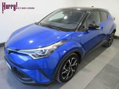 używany Toyota C-HR 1.8 Hybrid CVT Style