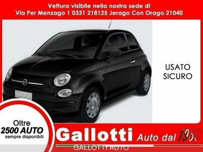 usata Fiat 500 (2007-2016) 1.2 Pop