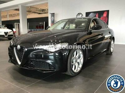 usata Alfa Romeo Giulia GIULIA2.2 Turbo AT8 190CV Dsl E6D-Executive MY19