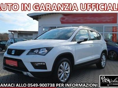 brugt Seat Ateca 1.4 TSI STYLE PDC CRUISE CONTROL