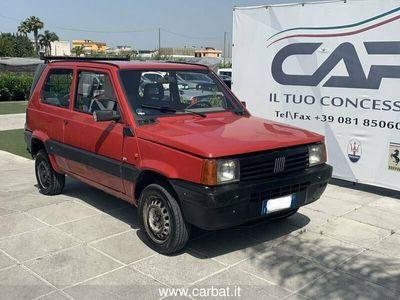 usata Fiat Panda 4x4 1100 i.e. cat Van GPL