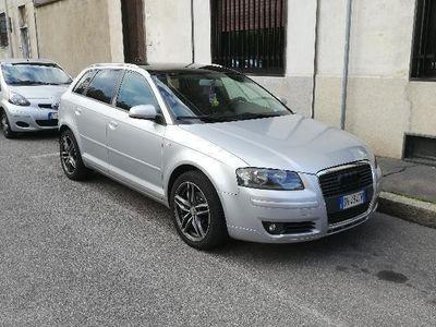 usata Audi A3 SPB 2.0 16V TDI Attraction