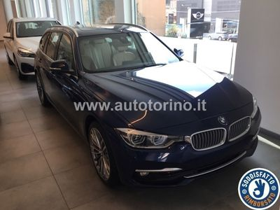 brugt BMW 320 SERIE 3 TOURING d xdrive touring luxury