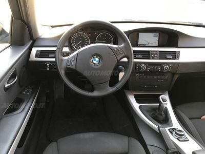 usata BMW 320 SERIE 3 d cat Touring Attiva