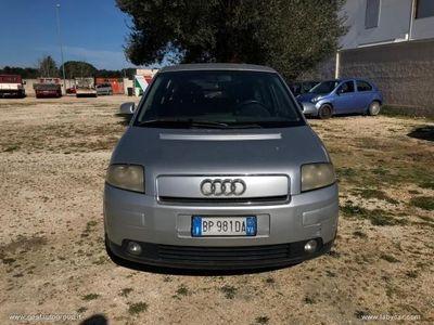 brugt Audi A2 1.4 TDI Comfort