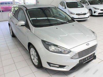 brugt Ford Focus Titanium Navi