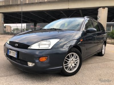 used Ford Focus 1.8 TDCi SW full optional 2002