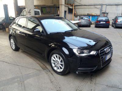 brugt Audi A3 G TRONIC METANO FULLL LED KM CERTIF