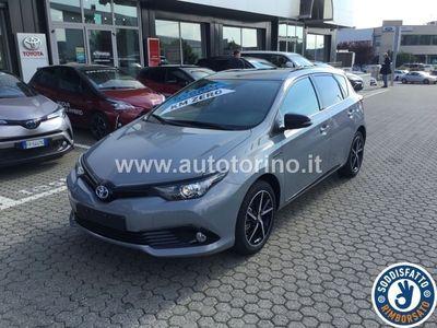 used Toyota Auris AURIS1.8H 5P BLACK ED. MY18+